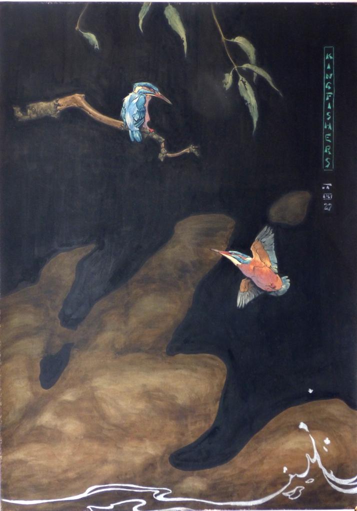 1.Kingfishers