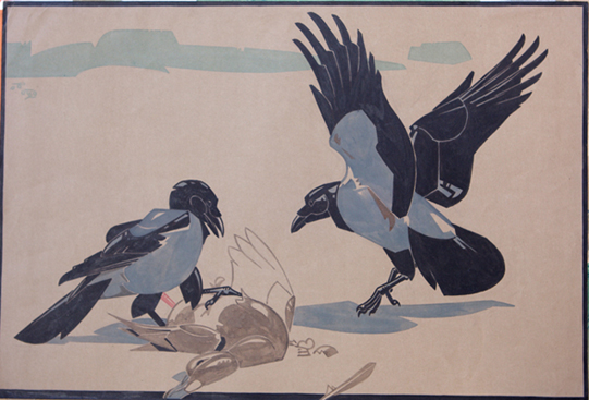 10.Hooded Crows copy