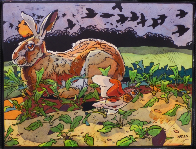 hare-and-redwing
